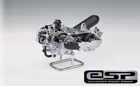 PCXエンジン