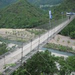 PCXかNMAX買ったら行こう奈良・谷瀬の吊り橋