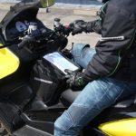 NMAXやPCXのツーリングに欲しいスクーターフロントバッグ